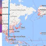 Tham khảo hành trình bay từ TP HCM đến New York