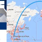 Tham khảo hành trình bay từ TP HCM đến Chicago