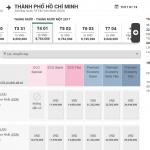 Hành trình Los Angeles - Hồ Chí Minh giá rẻ