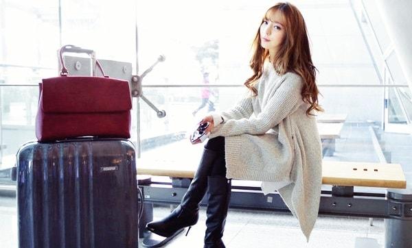Hành lý xách tay cần được xếp gọn trên tàu bay