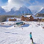 Trải nghiệm trượt tuyết mùa đông ở Canada