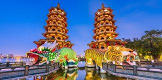 Những ngôi đến có tiếng ở Đài Loan