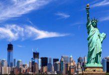 Tượng nữ thần Tự do - New York