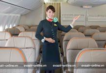 Cách tính phí giá trị hành lý quá cước của Eva Air