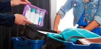 Quy định vận chuyển hàng hóa chất lỏng khi đi máy bay Eva Air