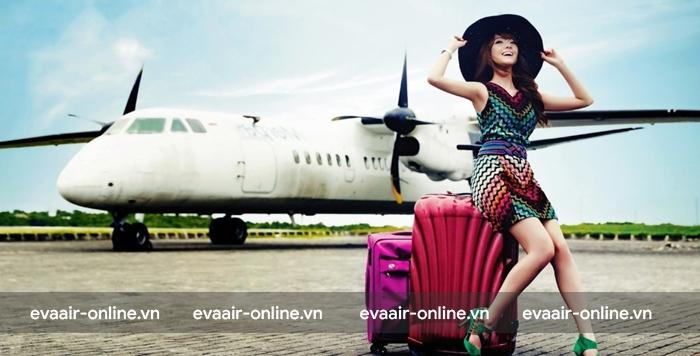 Vé sinh viên của Eva Air