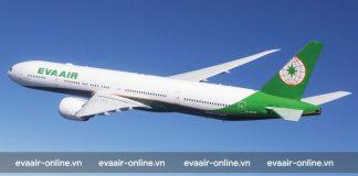 Đổi ngày bay chuyến bay từ Eva Air