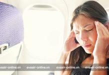 Trang bị đầy đủ kiến thức khi đi máy bay sẽ giảm chứng bệnh sợ đi máy bay