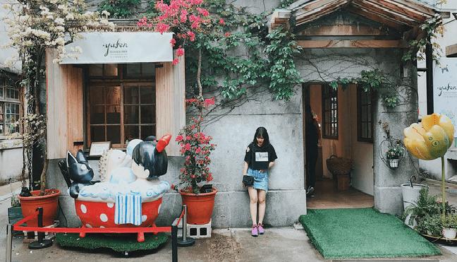 Cảnh đẹp ở Hoa Sơn - Đài Loan