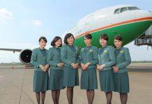 Quy định an toàn trên chuyến bay Eva Air