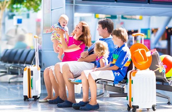 Quy định trẻ nhỏ đi máy bay Eva Air