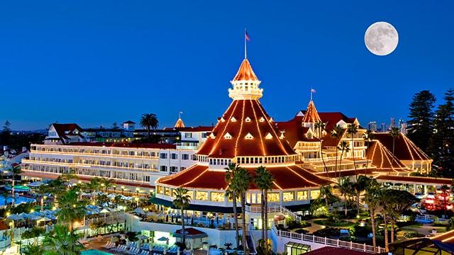 Khu nghỉ dưỡng Del Coronado,