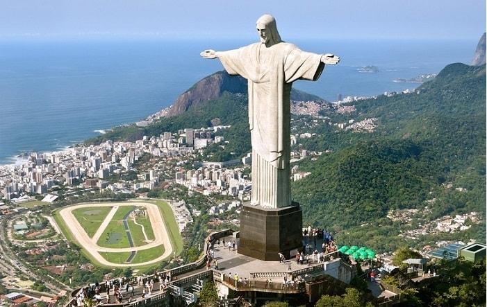 Tượng Chúa cứu thế - Brazil