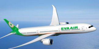 Quy định check in tại sân bay của Eva Air