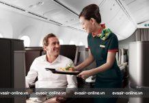 Eva Air cung cấp những dịch vụ thoải mái cho hành khách trên chuyến bay